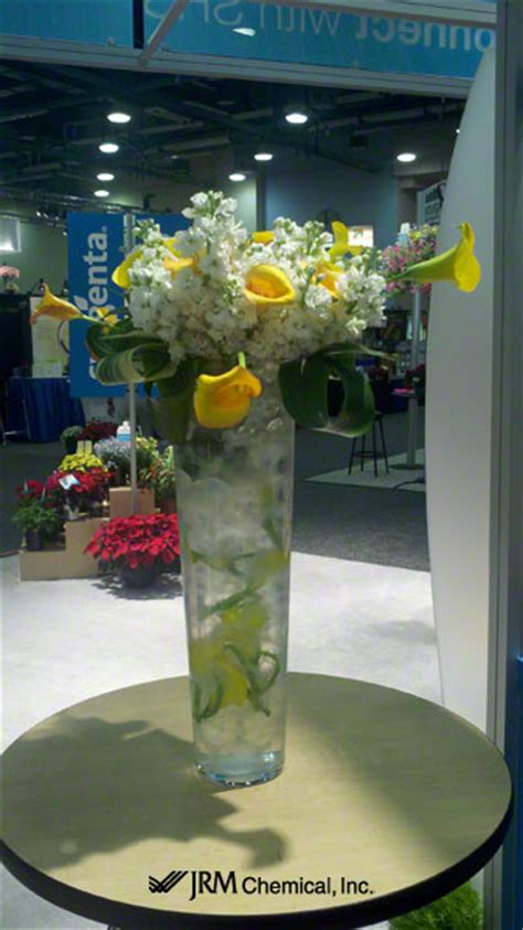 bead trade shows deco water storing gel and cubes
