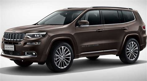 Chrysler Novi by Fca Planira Novi Chrysler Suv Na Bazi Jeepa Grand
