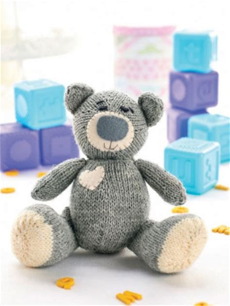 knit teddy adorable knitted dolls 10 free patterns