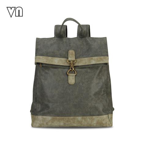 designer leather backpack 2016 vintage canvas backpacks fashion designer leather school laptop backpack for