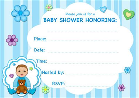 make your own baby shower cards printable baby shower invitation cards theruntime