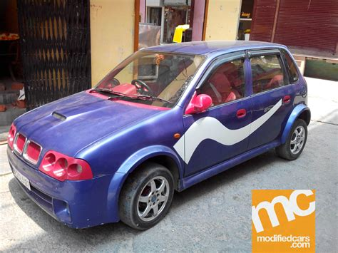 Modify Car Zen by Modified Maruti Suzuki Zen Pics Impremedia Net