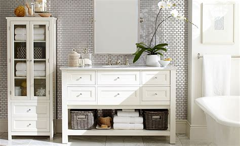 storage for bathroom towels 9 clever towel storage ideas for your bathroom pottery barn