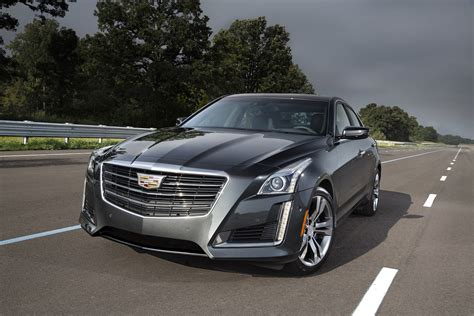 Picture Of Cadillac Cts by 2016 Cadillac Cts Sedan Info Specs Pictures Wiki Gm
