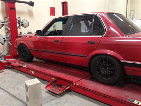 Modification Bmw E30 by E30 Bmw Rear Subframe Modification For Toe And Camber