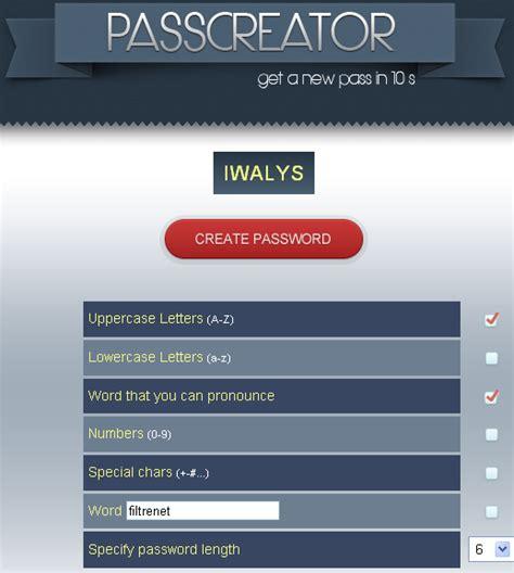comment choisir un bon mot de passe trouver un meilleur mot de passe
