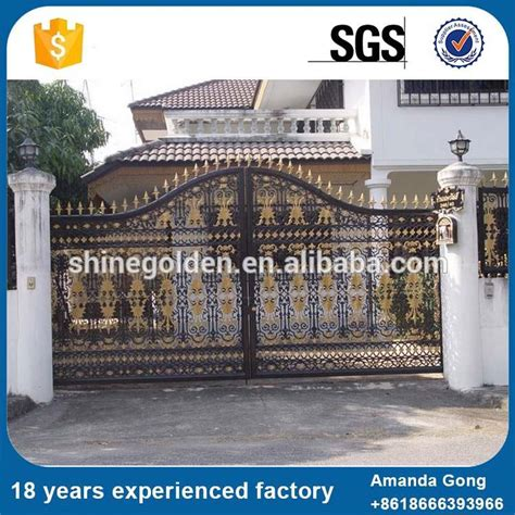 paint colors gate manufacture wrought iron gate paint colors high quality