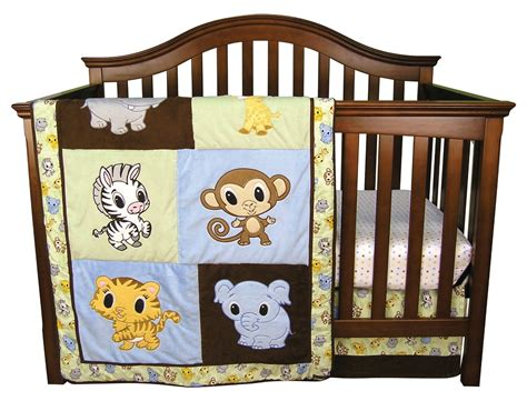 zoo crib bedding set zoo crib bedding set lavender and pink jungle safari