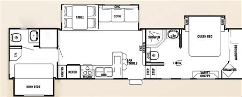 2 bedroom trailer 2 bedroom travel trailers home design