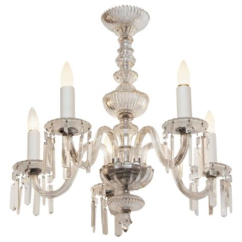 1940s chandelier 1940s therese five arm chandelier for sale