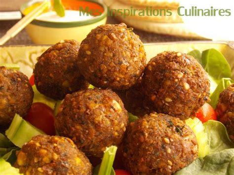 recette falafels maison facile le cuisine de samar