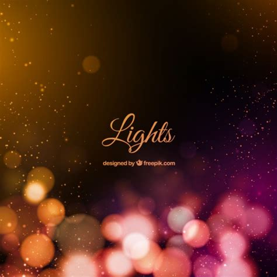 lights images bokeh lights background vector free