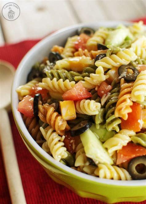 cold pasta dish best 25 italian dressing pasta salad ideas on