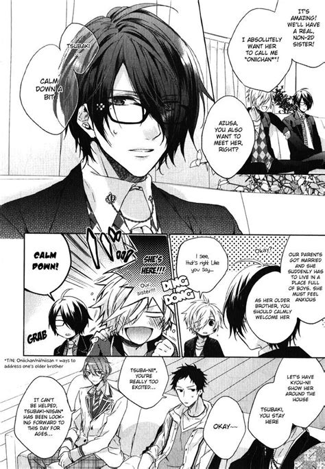 brothers conflict read brothers conflict feat tsubaki azusa 1 page 13 read