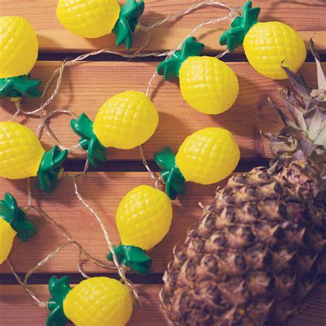 pineapple string lights pineapple string lights buy from prezzybox
