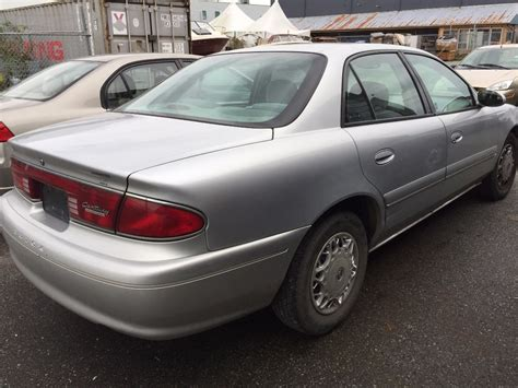 2002 Buick Century by 2002 Buick Century 4dr Vin 3g4w5521221278442 Able Auctions