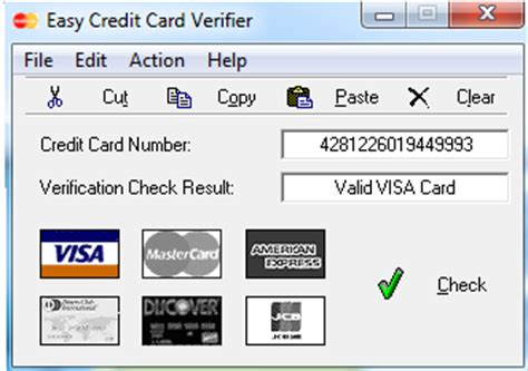 how to make a valid credit card number trickz forever easy free credit card validity checker and