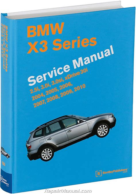 online service manuals 2004 bmw 3 series head up display bmw x3 m54 n52 engines printed service manual 2004 2010
