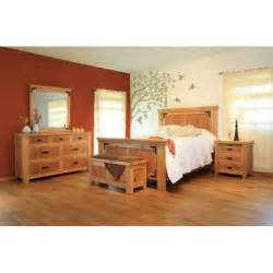 Lodge Bedroom Furniture 5 Lodge Bedroom Set 104 5pc Artisan Home Afw