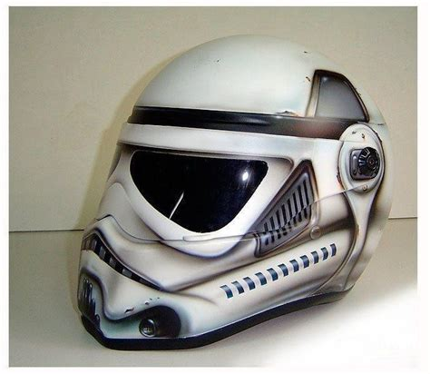Motorradhelm Star Wars by Cool Motorcycle Helmet Got To Love Star Wars Pinterest