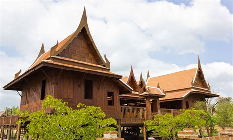 house design pictures thailand most beautiful traditional thai house interior design