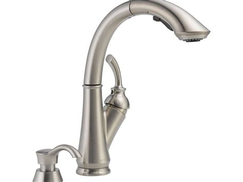 delta faucets kitchen sink kitchen exciting delta kitchen sink faucets for modern kitchen decor tenchicha