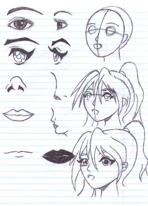 how to draw anime how to draw anime page 2 by razorsharp92788 on deviantart