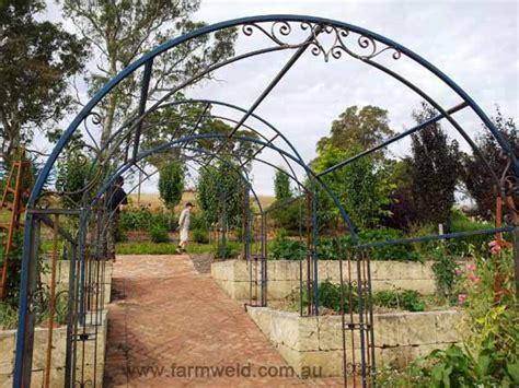 Garden Arch Materials Garden Arches Arbours Farmweld