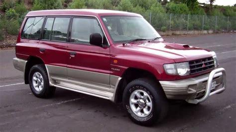 vehicle repair manual 1996 mitsubishi pajero regenerative braking service manual how to remove headliner 1998 mitsubishi pajero mitsubishi pajero 2800 td gls