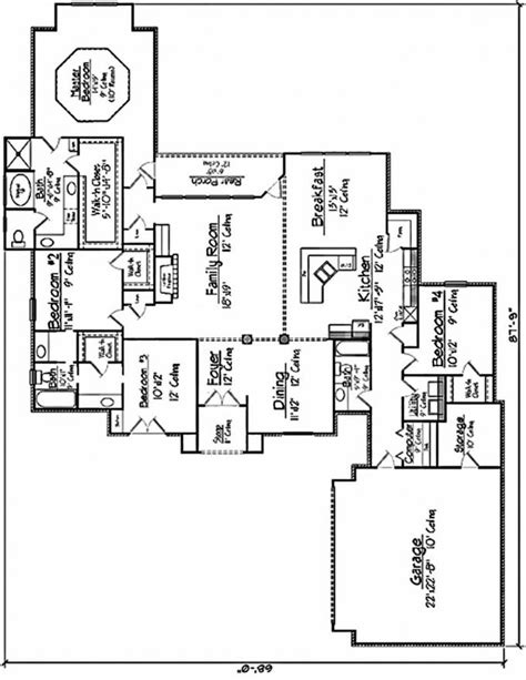 country kitchen floor plans country kitchen floor plans