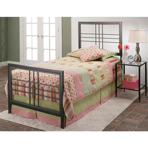 hillsdale bed frame hillsdale furniture tiburon magnesium pewter bed