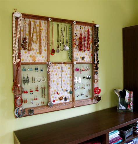 jewelry storage 18 extremely creative diy jewelry storage solutions for