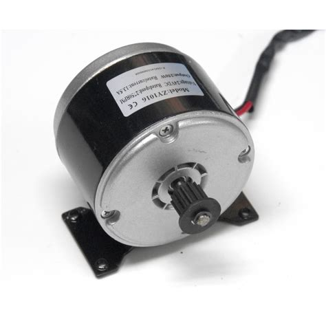 United Electric Motors by Unite My1016 24v 250w Dc Motor Belt Drive