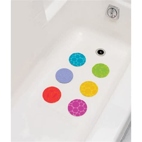 munchkin tapis de bain 6 ronds antid 233 rapant