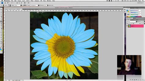 how to color in photoshop how to change the color of an object in photoshop