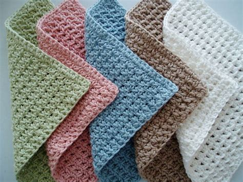 spa cloth knitting pattern free crochet dishcloth patterns for easy crocheting diggasia