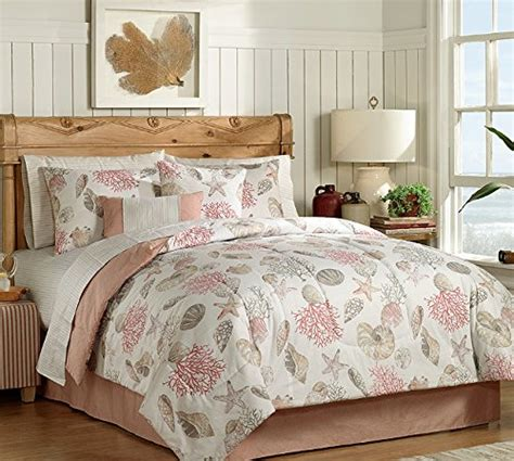 nautical bed in a bag sets seashell bedding sets