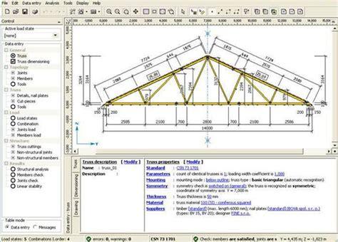 construction design software structural design software truss design software truss