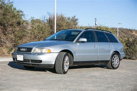 Audi A4 Avant Wagon by 1999 Audi A4 1 8t Station Wagon In So California