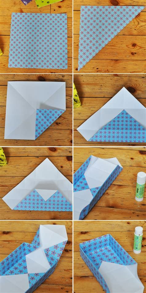 how to make a small origami box 16 best images about pandora s box on