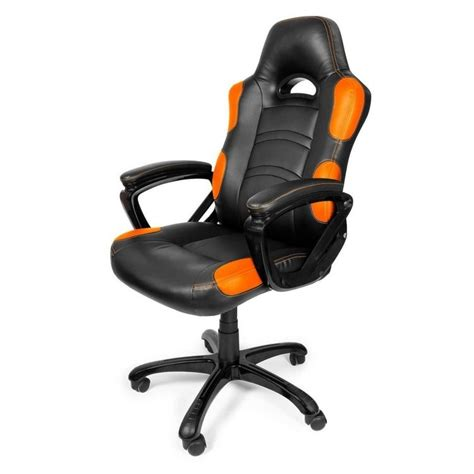Orange Gaming Chair by Arozzi Enzo Gaming Chair Orange Pulju Net