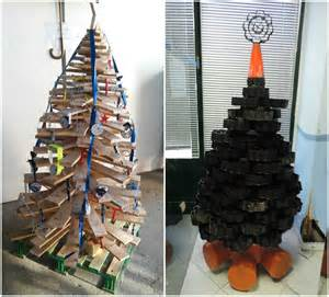 recycled materials tree trees made with recycled materials recyclart