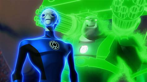 green lantern the animated series s01e13 homecoming
