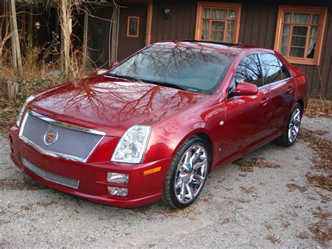 custom rubber sts large 2007 cadillac sts custom wheels