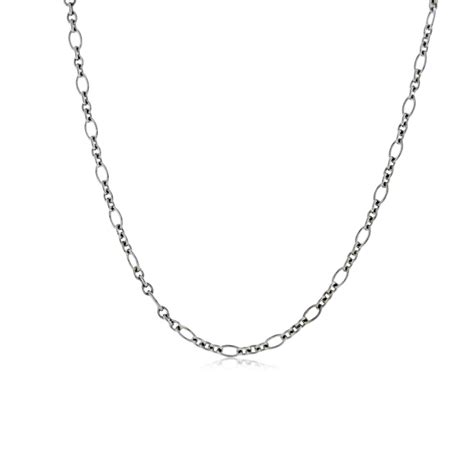 silver chains for jewelry hardy sterling silver link chain necklace boca raton