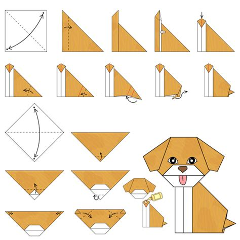 how to make a origami puppy animated origami how to make origami