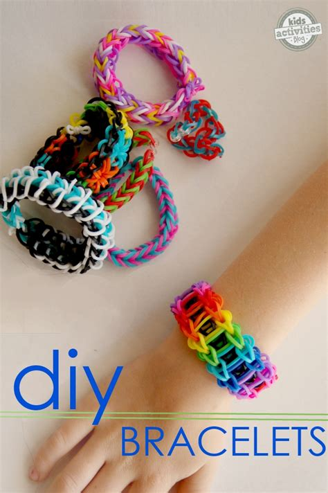 make rubber band jewelry how to make rubber band bracelets rainbow loom