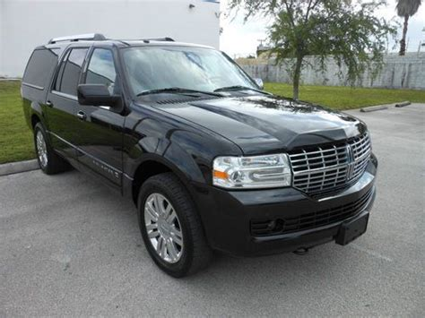 manual cars for sale 2011 lincoln navigator l electronic throttle control buy used 2011 lincoln navigator limited edition 4x4 suv leather seats navi 32 500 res in fort