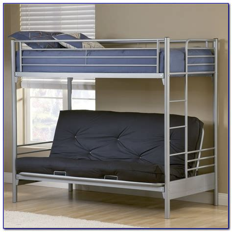 bunk bed with futon underneath loft bed with futon underneath pdf diy loft bed with