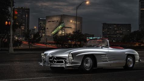 Classic Car Wallpaper 1600 X 900 Desktop by Mercedes Classic Wallpaper In 1600x900 Resolution
